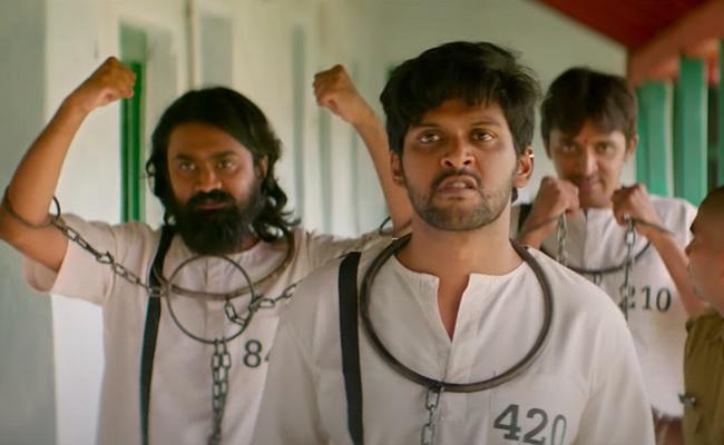 Jathi Ratnalu Box Office Collection. 