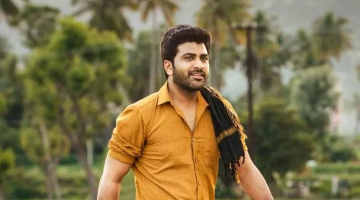 sharwanand in Sreekaram movie