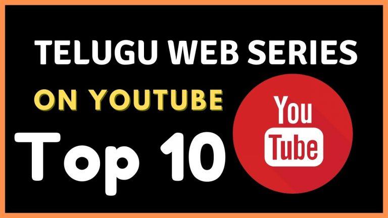 Top Telugu Web Series On Youtube 2021