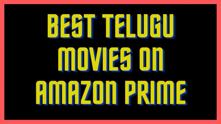 Best Telugu Movies On Amazon Prime